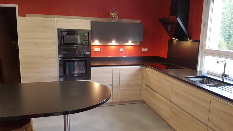 cuisine granit noir 2016-10 - Pierre², Granit André DEMANGE