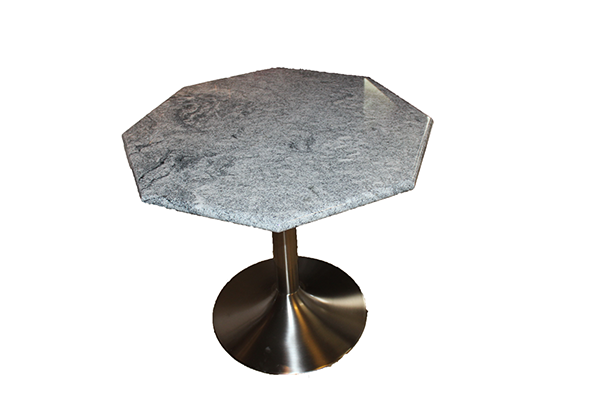 Table en granit whiskont white