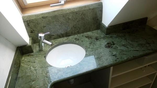 derni res salles de bain r alis es pierre granit andr demange. Black Bedroom Furniture Sets. Home Design Ideas
