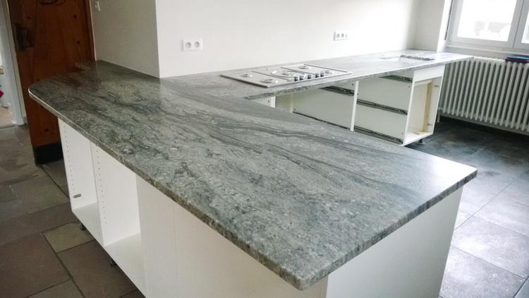 Plan De Travail En Granit Piracema