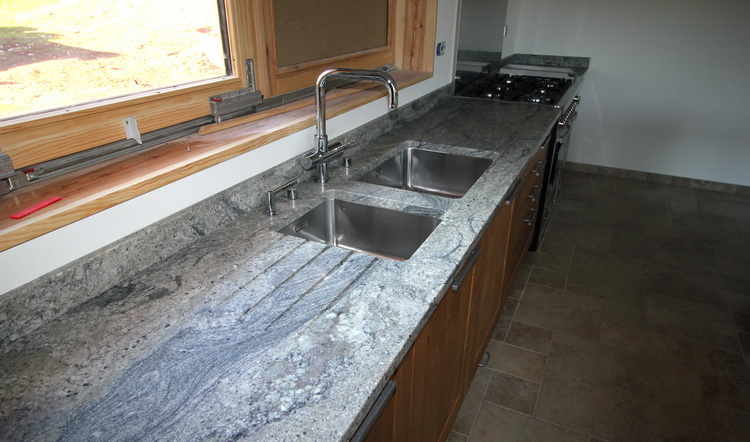 Plan De Travail Sur Lu0027Alsace En Granit Piracema