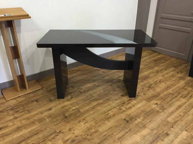 tables en granit pierre granit andr demange. Black Bedroom Furniture Sets. Home Design Ideas